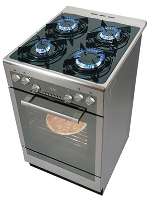 Chicago range-stove repair service